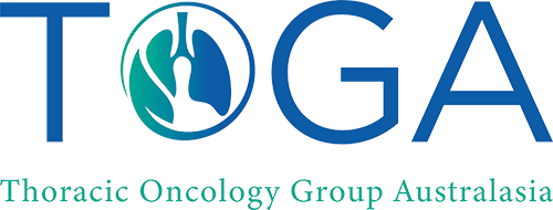 TOGA – Thoracic Oncology Group Australasia